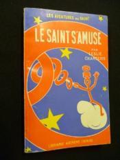 Le Saint s'amuse - Couverture - Format classique