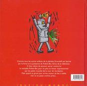 Krocobill Et Robot-Bix - 4ème de couverture - Format classique