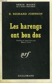 Les Harengs Ont Bon Dos. Collection : Serie Noire N° 1253 - Couverture - Format classique