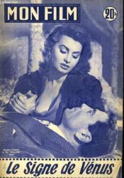 Mon Film N° 550 - Le Signe De Venus - Couverture - Format classique
