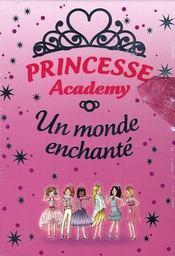 Coffret princesse academy ; un monde enchanté - Intérieur - Format classique