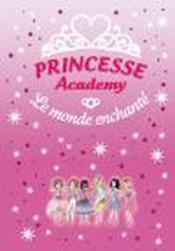 Coffret princesse academy ; un monde enchanté - Couverture - Format classique