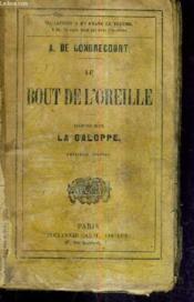 Le Bout De L'Oreille - Premiere Serie La Galoppe / 2e Edition. - Couverture - Format classique