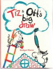 Tiz and ott's big draw - Couverture - Format classique