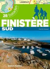 Finistère sud ; 28 balades - Couverture - Format classique