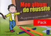 Pack de 10 mon album de reussite ps ms gs - Couverture - Format classique