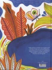 Le caméléon qui se trouvait moche - 4ème de couverture - Format classique