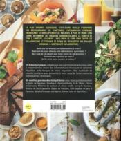 L'assiette anti-inflammatoire ; guide pratique et recettes saines pour prévenir les inflammations - 4ème de couverture - Format classique