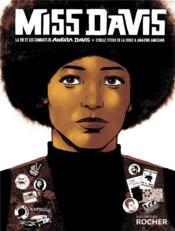Miss Davis ; la vie et les combats de Angela Davis - Couverture - Format classique