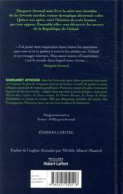 Les testaments - 4ème de couverture - Format classique