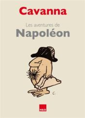 Les aventures de Napoléon - Couverture - Format classique