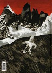 Terre de feu t.1 ; l'archer rouge - 4ème de couverture - Format classique