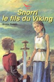 Snorri, le fils du Viking - Couverture - Format classique