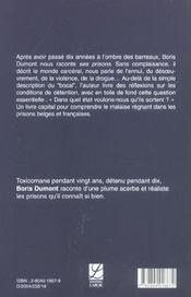 Vol Au Dessus D'Un Nid De Voyous - 4ème de couverture - Format classique