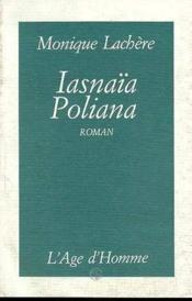 Iasnaia Poliana - Couverture - Format classique