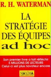 Strategie des equipes ad hoc - Couverture - Format classique