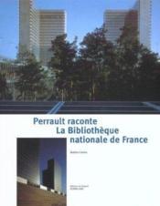 Perrault nous conte la bibliotheque nationale de france - Couverture - Format classique