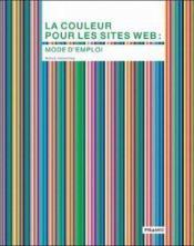 La couleur pour les sites web - Couverture - Format classique