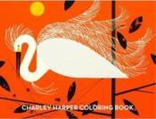 Charley harper coloring book - Couverture - Format classique