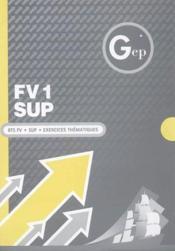 Fv 1 Sup - Couverture - Format classique