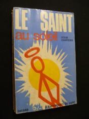 Le Saint au soleil - Couverture - Format classique