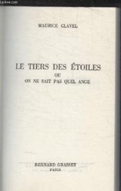 Le Tiers Des Etoiles. - Couverture - Format classique