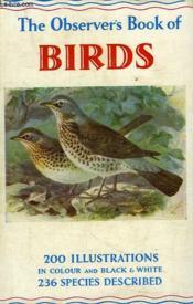 The Observer'S Book Of Birds - Couverture - Format classique
