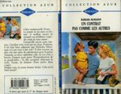 Un Contrat Pas Comme Les Autres - Wanted : Wife And Mother - Couverture - Format classique