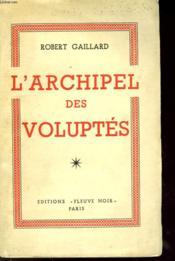 L'Archipel Des Voluptes - Couverture - Format classique