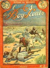 L'As Des Boys-Scouts - N°2 - L'Auto Assiegee - Couverture - Format classique