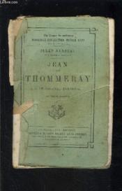 Jean De Thommeray- Le Colonel Evrard - Couverture - Format classique