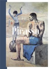 Picasso ; bleu et rose - Couverture - Format classique