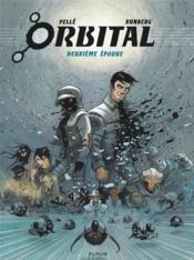Orbital ; INTEGRALE VOL.2 ; deuxième époque - Couverture - Format classique