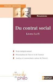 Int phil 24 du contrat social - Intérieur - Format classique
