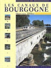 Canaux de Bourgogne - Couverture - Format classique