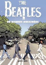 The Beatles en bandes dessinées - Couverture - Format classique