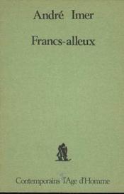Francs Alleux - Couverture - Format classique