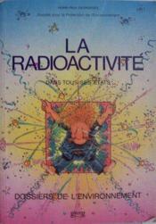 Radioactivite - Couverture - Format classique