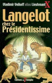 Langelot chez le presidentissime - Couverture - Format classique