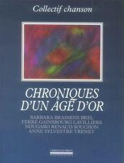 Chroniques d'un âge d'or - Intérieur - Format classique