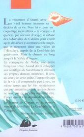 Confrerie de la conque 1 - porteur de conque (le) - 4ème de couverture - Format classique