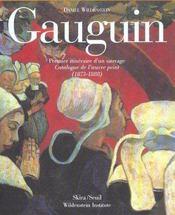 Coffret Paul Gauguin Catalogue - Intérieur - Format classique