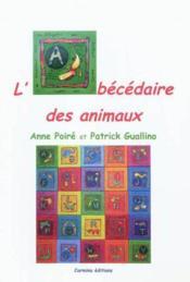 L'abécédaire des animaux - Couverture - Format classique