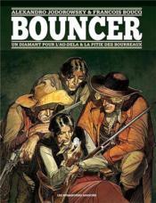 Bouncer ; t.1 et t.2 - Couverture - Format classique