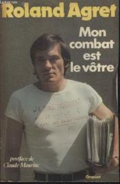 Mon Combat Est Le Votre. - Couverture - Format classique