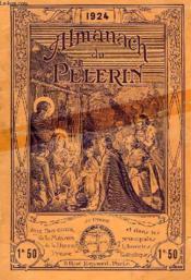 Almanach Du Pelerin, 1924 - Couverture - Format classique