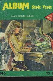 Album Serie Verte N°6. Prison Psychique / La Route Vers Le Neant. - Couverture - Format classique