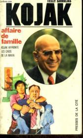 Affaire De Famille - Couverture - Format classique