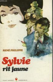 Sylvie Rit Jaune - Couverture - Format classique