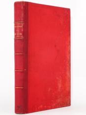 Le Cid , opéra en quatre Actes et dix tableaux. - Partition chant et piano. - Couverture - Format classique